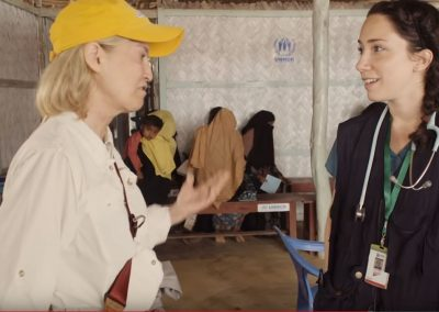 Displaced – Trailer