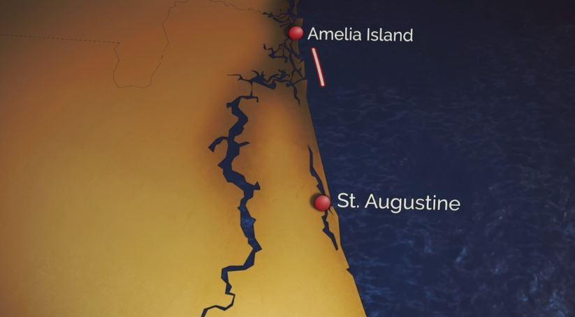 Treasure – Amelia Island